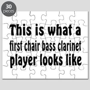 Bass Clarinet Puzzle