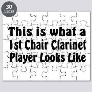 1st Chair Clarinet Puzzle