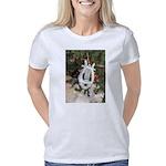 Christmas Tree Kitten Women's Classic T-Shirt