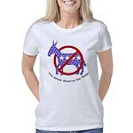 Anti-Democrat Women's Classic T-Shirt