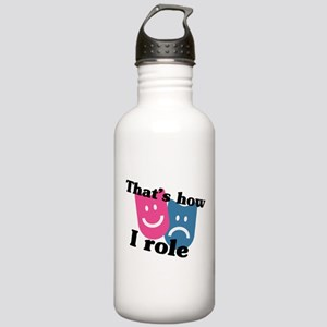 How I Role Stainless Water Bottle 1.0L