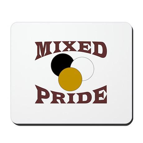 Mixed/ Multiracial Pride Mousepad