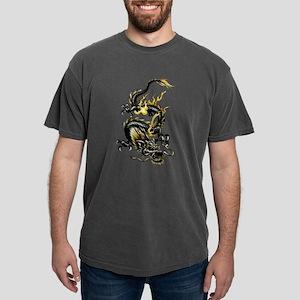 Chinese Dragon Mens Comfort Colors Shirt