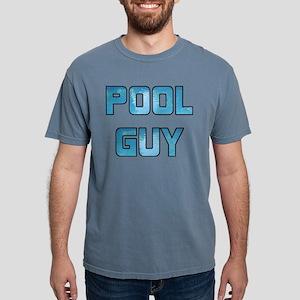 Pool Guy Mens Comfort Colors Shirt