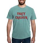 Party Crasher Mens Comfort Color T-Shirts