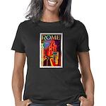 TWA Fly to Rome Women's Classic T-Shirt