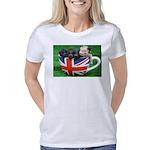 Tea Cup Piggies Women's Classic T-Shirt