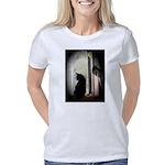 Kitty in Window pt. 4 Women's Classic T-Shirt