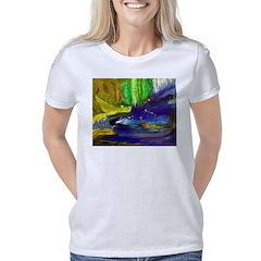 Shamanic Journey Painting Women's Classic T-Shirt