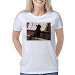 Piano Kitty Women's Classic T-Shirt