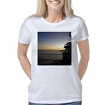 Maui Restaurant at Sunset Women's Classic T-Shirt