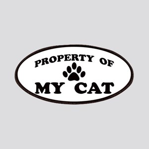 Property of My Cat Patches