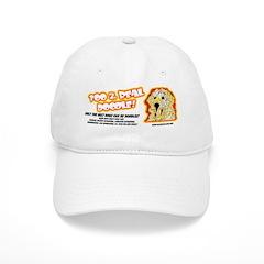 100% Real Doodle! Baseball Cap
