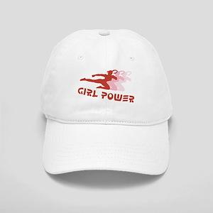 Martial Arts Girl Power Cap