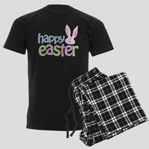 Happy Easter Men's Dark Pajamas