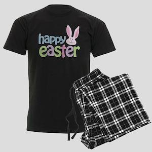 Happy Easter Men's Dark Pajamas
