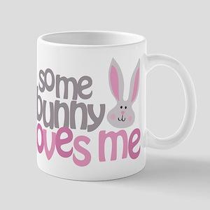 Some Bunny Loves Me Mug