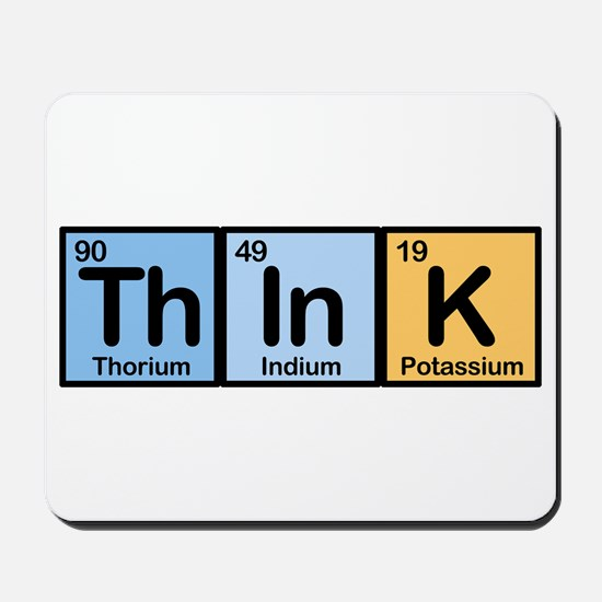 Think Elements Mousepad