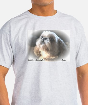 Puppy Admiration elpace T-Shirt