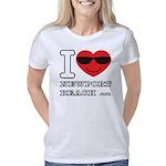 I Love Newport Beach Women's Classic T-Shirt