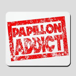 Papillon ADDICT Mousepad