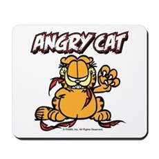 ANGRY CAT Mousepad