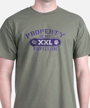 Papillon PROPERTY T-Shirt