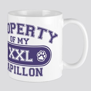 Papillon PROPERTY Mug