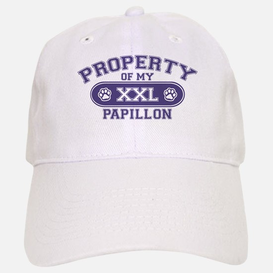 Papillon PROPERTY Baseball Baseball Cap