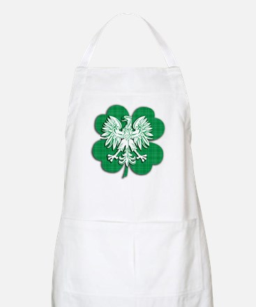 Irish Polish Heritage Apron
