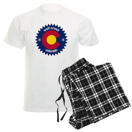 Wolf Creek Men's Light Pajamas
