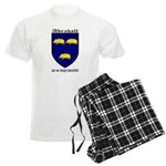 Abrahall Coat of Arms Men's Light Pajamas