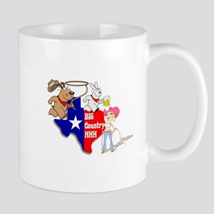 Big Country Harrierette Mug