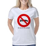 No Rest For The Wicked 6x6 Women's Classic T-Shirt