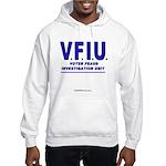 Voter Fraud Hooded Sweatshirt