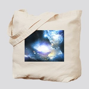 The Beautiful Outer Space Tote Bag