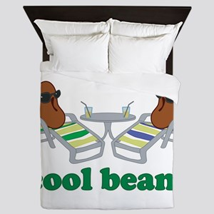 Cool Beans Queen Duvet