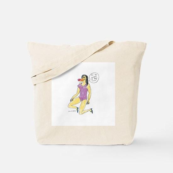 Cute Daniel Tote Bag