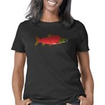 Sockeye Salmon Male c Women's Classic T-Shirt