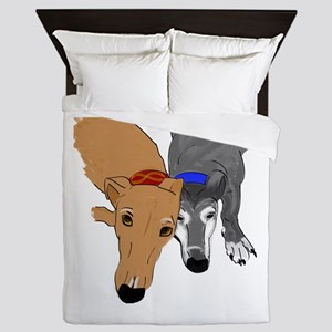 Drawn Together Queen Duvet