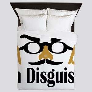Noob in Disguise Queen Duvet