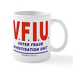 Voter Fraud Mug