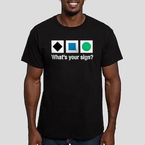 3signs_black T-Shirt