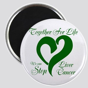 Stop Liver Cancer Magnet