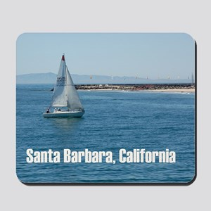 Sailing in Santa Barbara