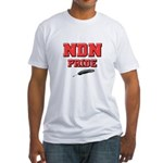 NDN Pride Fitted T-Shirt