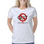 SHAKER QUITER Women's Classic T-Shirt