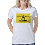 3-dont_tread_42x28_banner_ Women's Classic T-Shirt
