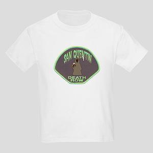 San Quentin Death Row Kids Light T-Shirt
