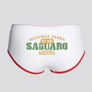 Saguaro National Park Arizona Women's Boy Brief